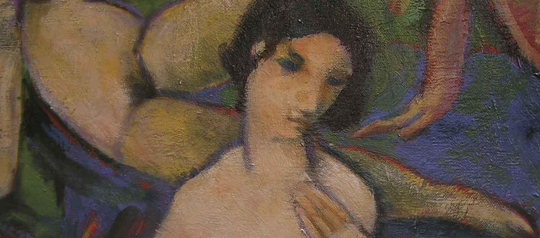 Charles Pasino, artiste